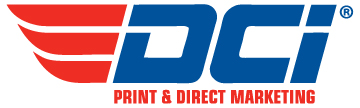 DCI Print & Direct Marketing logo