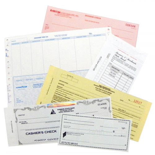 banking and financial forms